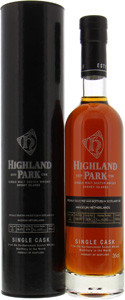 Highland Park - 12 Years Old For Maxxium Netherlands Cask 974 58.9% NV