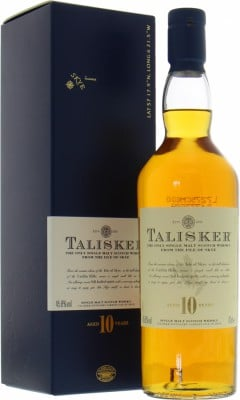 Talisker - 10 Years Old 2007 45,8% NV
