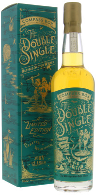 The Double Single Third Edition 46%Compass Box -