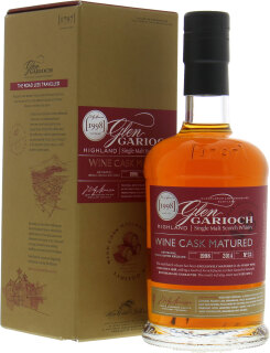 15 Years Old 1998 Wine Cask Matured 48%