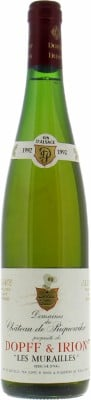 Dopff & Irion - Riesling Les Murailles 1992