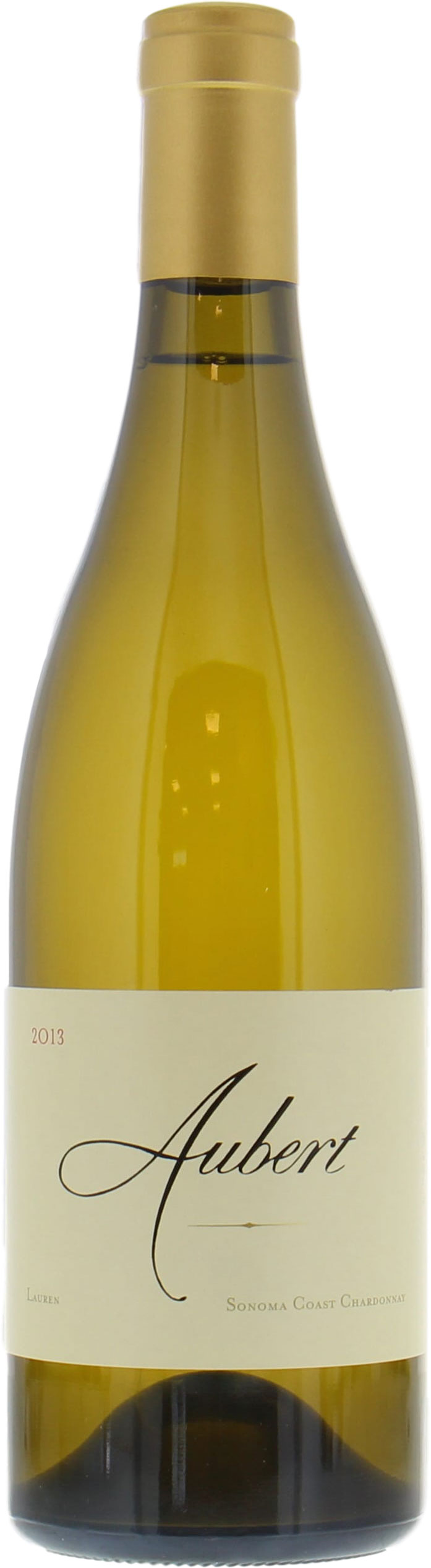 Aubert - Chardonnay Lauren Vineyard 2013