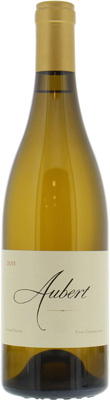 Aubert - Chardonnay Sugar Shack Estate 2015