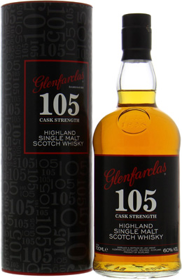 Glenfarclas - 105 cask strength 10 Years Old 60% NV