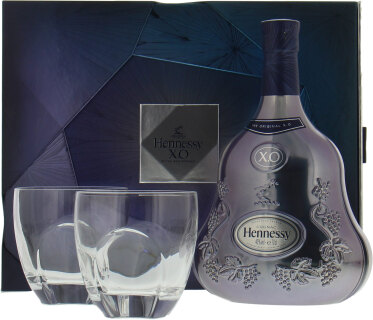XO Limited Edition Experience coffret with 2 glasses (release 2017)