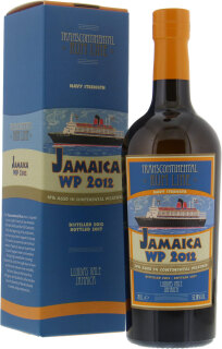Jamaica Worthy Park 2012 Limited Edition 57.18%