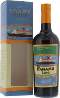 Panama Mysterious Distillery Limited Edition Batch #3 43%Panama Mysterious Distillery Limited Edition Batch #3 43%