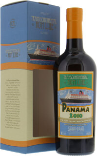 Panama Mysterious Distillery Limited Edition Batch #2 43%Panama Mysterious Distillery Limited Edition Batch #2 43%