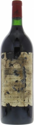 Chateau Leoville Las Cases - Chateau Leoville Las Cases 1989