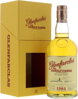 Glenfarclas - 22 Years Old The Family Cask 6028 51.3%