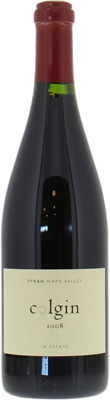 Colgin - IX Syrah Estate 2008