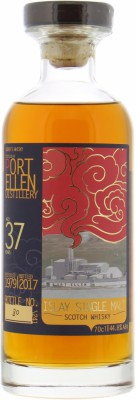 Port Ellen - 37 Years Old Goren's Whisky Whisky Live Tel-Aviv 44.8% 1979