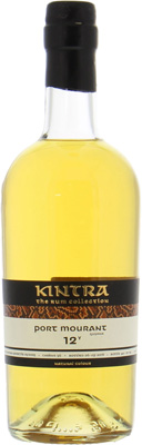 12 Years Old Kintra Wooden Potstills Cask 96 55.9%Port Mourant -