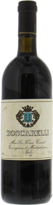 Boscarelli - Proprietary Red Wine 1990