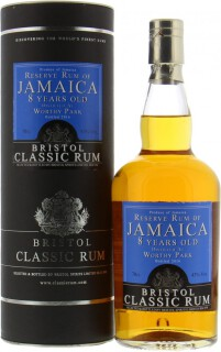 Bristol Reserve Rum of Jamaica 8 Years 46%
