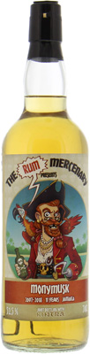 11 Years Old The Rum Mercenary 52.5%