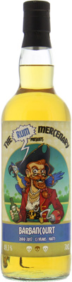 13 Years Old The Rum Mercenary 49.3%
