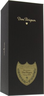 Dom Perignon in giftbox