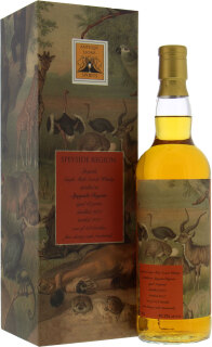 42 Years Old Antique Lions of Spirits Savannah Series 49.2%42 Years Old Antique Lions of Spirits Savannah Series 49.2%