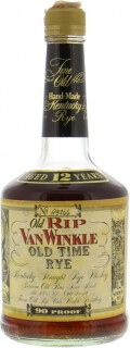 12 Years Old Dumpy Bottle 90 Proof 45%