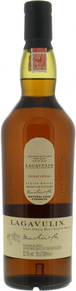Lagavulin - Distillery Only 2010 52.5% NV
