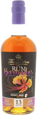 The Duchess 13 Years Barbados Whisky & Rum aan zee Cask 44 59%Foursquare -