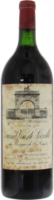 Chateau Leoville Las Cases - Chateau Leoville Las Cases 1988