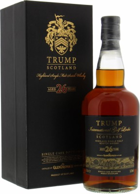 Glendronach - 26 Years Old Trump International Golf Link Single Cask 53.3% 1985