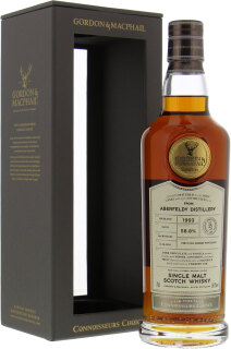 25 Years Old Connoisseurs Choice Cask Strength Batch 18/031 58.8%