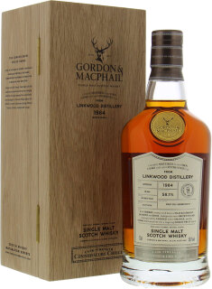 34 Years Old Connoisseurs Choice Cask Strength Batch 18/064 58.1%