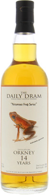 Daily Dram - Orkney 14 Years Old Poisonous Frog 50.3% 2004