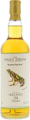 Daily Dram - Ireland 24 Years Old Poisonous Frog 48.1% 1993