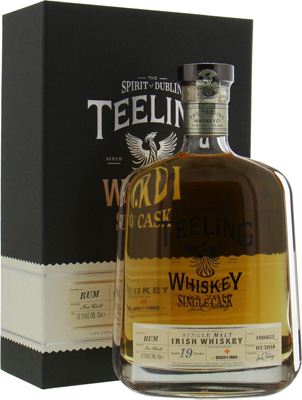 Teeling - 19 Years Old Single Cask 100055 for Bresser & Timmer 52.3% 1999