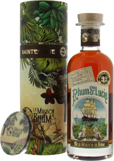 7 Years Old Rhum St. Lucie La Maison Du Rhum Batch 2 45%
