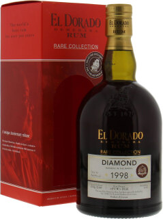 El Dorado 20 Years Old FOR 100TH ANNIVERSARY DE MONNIK DRANKEN 54,9%