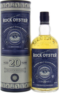 Douglas Laing - Rock Oyster 20 Years Old The Dutch Editions 48%