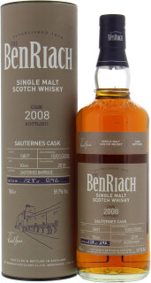 10 Years Old Batch 15 Single Cask 5807 59.7%10 Years Old Batch 15 Single Cask 5807 59.7%