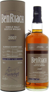 10 Years Old Batch 15 Single Cask 3236 58.5%10 Years Old Batch 15 Single Cask 3236 58.5%