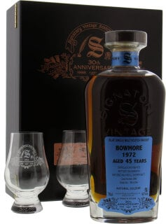 45 Years Old Signatory 30th Anniversary Cask 3882 46.7%