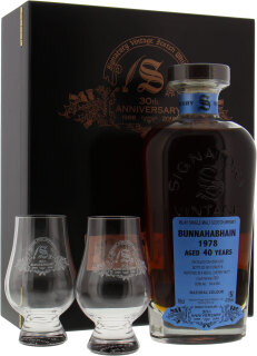 40 Years Old Signatory 30th Anniversary Cask 2587 47.8%