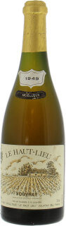 Vouvray MoelleuxVouvray Moelleux