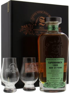 23 Years Old Signatory 30th Anniversary Cask 95050 58.4%23 Years Old Signatory 30th Anniversary Cask 95050 58.4%