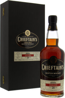 20 Years Old Chieftain's Choice Cask 1195 46%