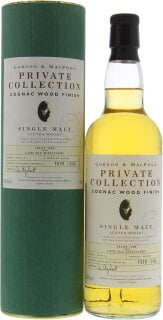 12 Years Old Gordon & MacPhail Private Collection Cask 97/307 1,2 40%