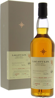 21 Years Old for European Lagavulin Fans (WhiskyNerds) Cask 0001 56.6%