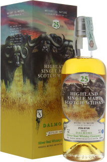 25 Years Old Silver Seal Whisky Is Nature Cask 66 55.5%