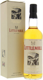 Littlemill - 8 Years Old 40%