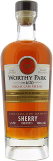Single Estate Sherry Cask Selection 57%