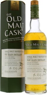 27 Years Old Malt Cask DL 6708 50%