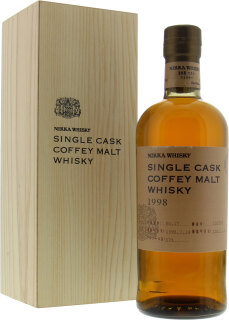 Warehouse No.17 Single Cask Coffey Malt Cask 103356 57%